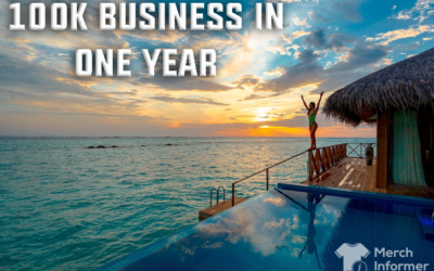 100k Business In One Year – Merch by Amazon Case Study Update 3